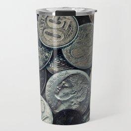 Money, money ,money Travel Mug
