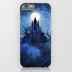 Blue autumn. iPhone 6 Slim Case