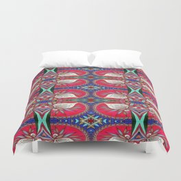 3 is the Magic Number Duvet Cover