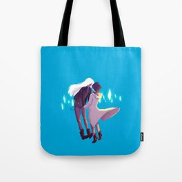 your hands Tote Bag
