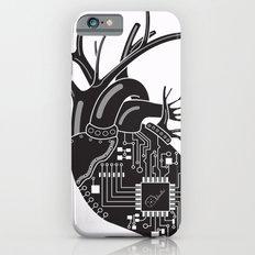 Corazón Negro (Black Heart) iPhone 6s Slim Case