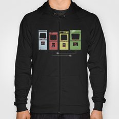 Arcade Machines Hoody