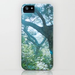 lever spread iPhone Case