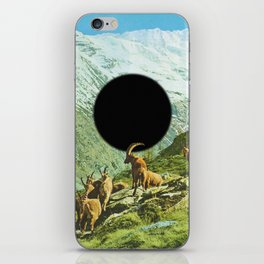 Lapse of Nature iPhone Skin
