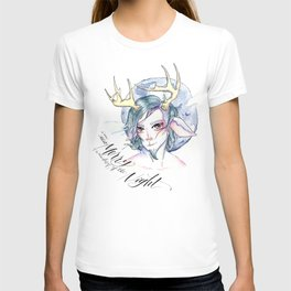 A Midsummer Night's Dream- Puck the Merry Wanderer of the Night T-shirt