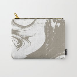 Marble pattern watercolor painting marbling effect cell phone cases with marble Carry-All Pouch