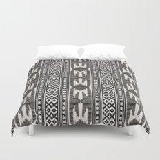 Tribal Textile Duvet Cover