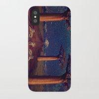 battlestar galactica iPhone & iPod Cases featuring Tiger Galactica  by Jordan Eppinette