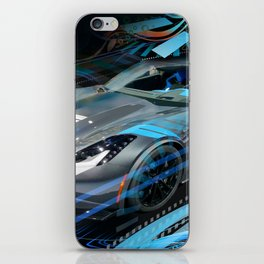 Give Me Speed (Right hand drive) iPhone Skin