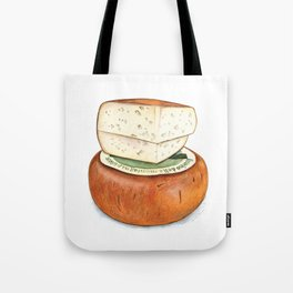 Pecorino Cheese Tote Bag
