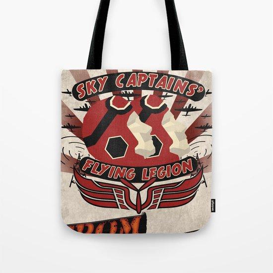 Flying Legion Tote Bag