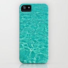 Aqua Heaven iPhone Case
