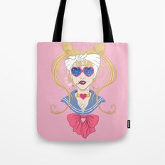 Sailor Moon After the Battle Tote Bag