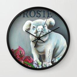 "Disneyland Haunted Mansion inspired ""Rosie""  Wall Clock"