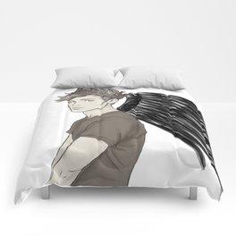 The Raven King Comforters