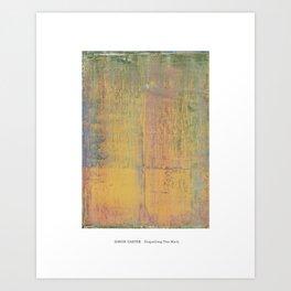 Simon Carter Painting Dispelling The Myth Art Print