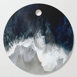 Blue Sea Cutting Board