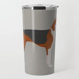 English Foxhound Travel Mug