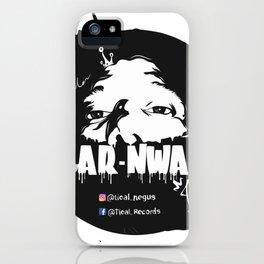 Larnwar logo iPhone Case
