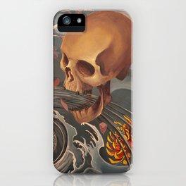 No title. iPhone Case