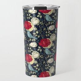 The Nightingale and the Rose Travel Mug