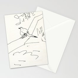 wagtail Stationery Cards