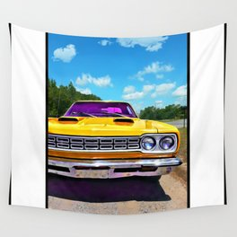 American Muscle Wall Tapestry