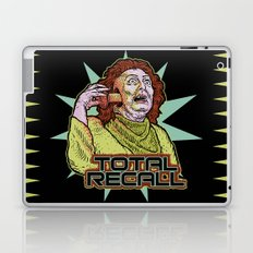 Total Recall Laptop & iPad Skin