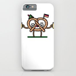 Gluten Tag iPhone Case