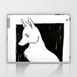 Husky Laptop & iPad Skin