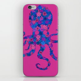 Octo Bloom iPhone Skin