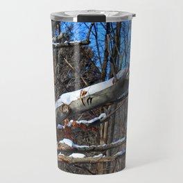 Branch Frosting Travel Mug
