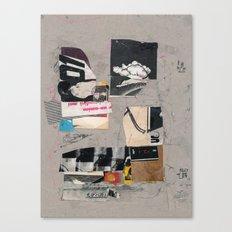 UN E Canvas Print