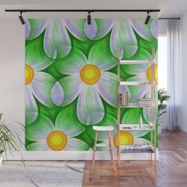 Seamless Repeating Tiling Wall Mural