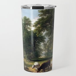 Asher Brown Durand Summer Afternoon Travel Mug