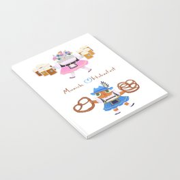 Munich Kitties Notebook