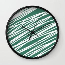 Jumble of thoughts _3 Wall Clock