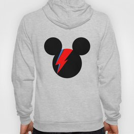 David Bowie Mouse Hoody