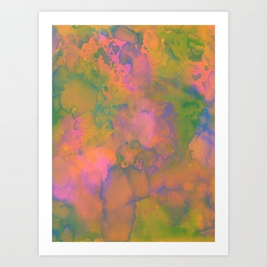 Waterscape 004 Art Print