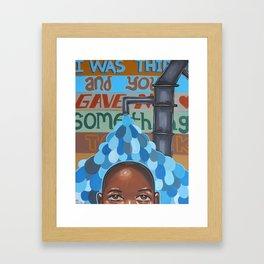Haiti Gala Framed Art Print