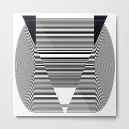 V2R35 Metal Print