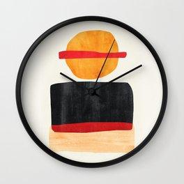 Skyline Wall Clock