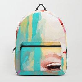 Digital Drawing #44 - Fashion Icon Backpack