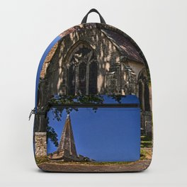 St Margaret of Antioch Isfield Backpack