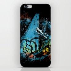 diving danger iPhone & iPod Skin