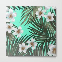 palm hawaii Metal Print