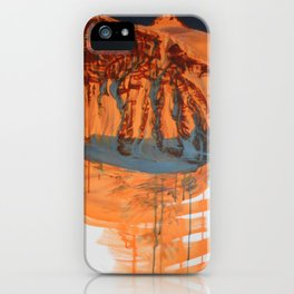Conversation with a Mountain iPhone Case