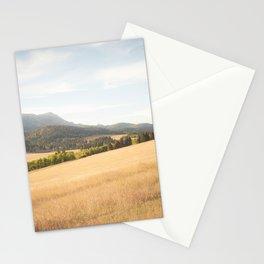 Montana Gold IV Stationery Cards