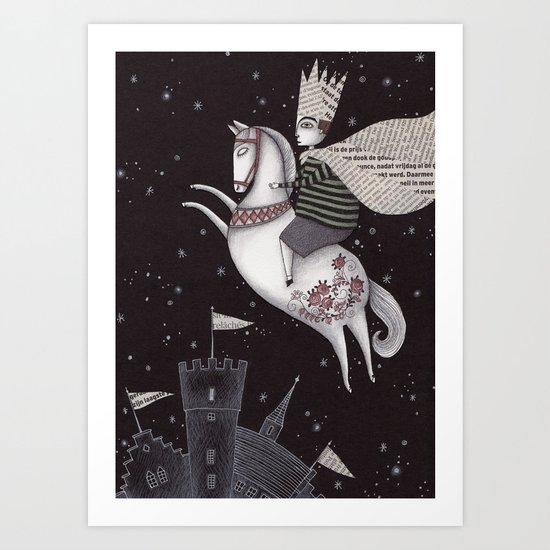 Five Hundred Million Little Bells (1) Art Print