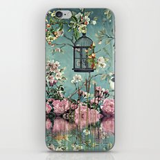 Oriental Garden iPhone & iPod Skin